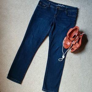 *International Concepts Skinny/Reg. Fit Jeans*